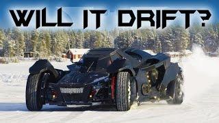 Can I Drift The Batmobile?