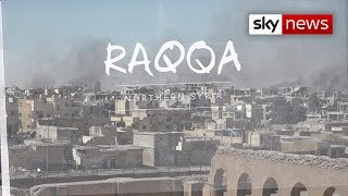 Forcing Islamic State out of Raqqa