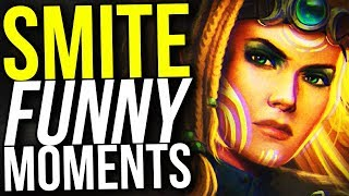 ARTIO IS MY NEW FAVORITE GUARDIAN! - SMITE FUNNY MOMENTS