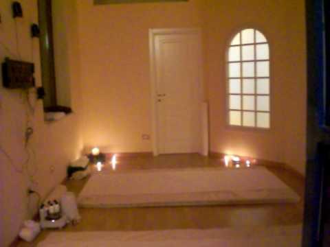 serata massaggio ayurvedico