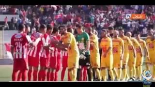 مباريات قوية اليوم في الجولة 23 - الدوري الجزائري - 2017-3-11