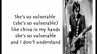 ROXETTE - Vulnerable (lyrics)