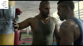 Undisputed 4 - One Kick Knockout + 2nd Fight Scene