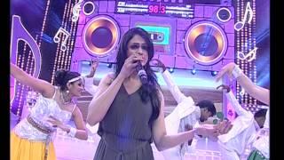 Mirchi music awards South - Suchitra & Naresh Iyerq
