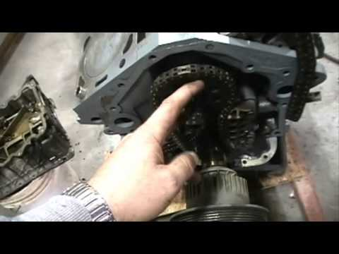 2002 Explorer Timing Chain Replacement Part 2