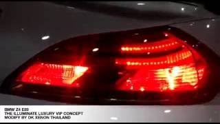 BMW Z4 E89 LED CUSTOM TAIL LIGHT DK Xenon Thailand