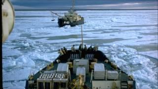 Bernie Merrifield 1957 Northwest Passage, on the Storis-38