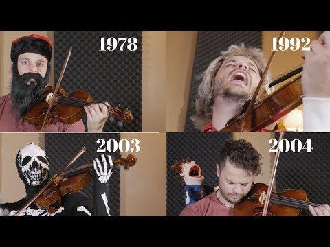 Evolution of Meme Music PART 3 1949 2016
