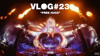 VLOG #23: Cabbing with Jamie Oliver & Free Hugs in America