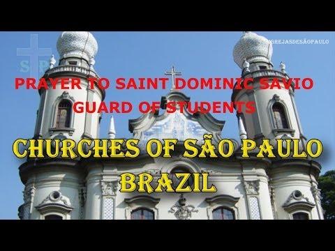 Prayer to Saint Dominic Savio Guard of students