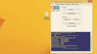 KMSAuto Net 2018 v1.3.8 Portable-Activer Windows et Office