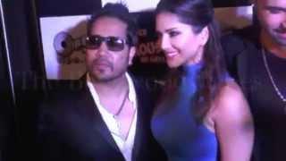 Sunny Leone Tells Mika Singh to kiss him in public