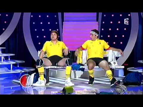 Les Lascars Gays - 3ème mi-temps de rugby - On n'demande qu'à en rire