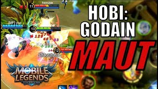 DEMEN BENER GODAIN MAUT! • Mobile Legends Indonesia (60 fps)