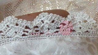 تعلمي زواقة الضرس بالكروشي ساهلة ورائعة   مع ام سعد عبد الله   Crochet   Randa