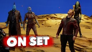 Guardians of the Galaxy Vol. 2: Behind the Scenes Movie Broll - Chris Pratt