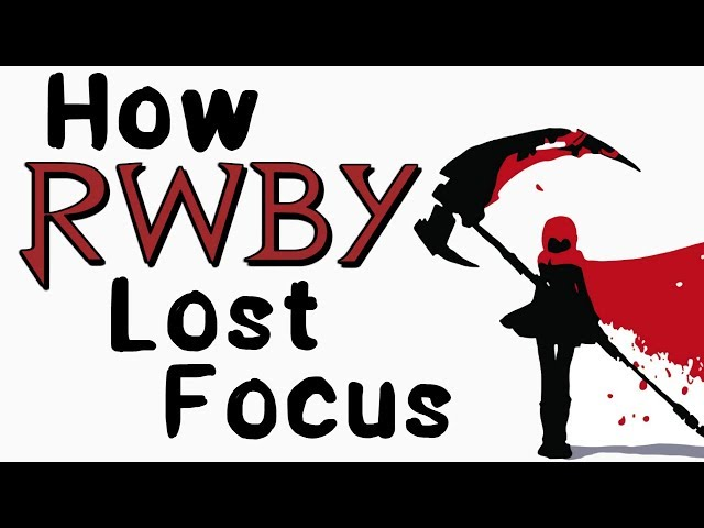 RWBY has Lost Focus: Why it isn't the same