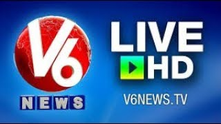 V6 Telugu Live News Channel   V6 Live TV