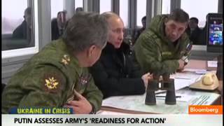 Putin Wants a Compliant Ukraine: ANU and #39;s Besemeres