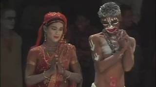ঐতিহ্যবাহী বাংলা নাটক : সঙযাত্রা