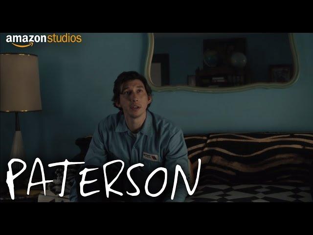 Paterson - Coming Home (Movie Clip) | Amazon Studios