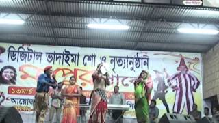 Monpura Park Vadaima Performed In Stage