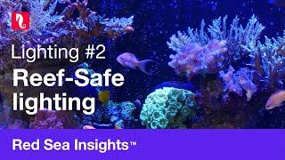 What Makes Aquarium Lighting Reef-Safe? | Red Sea Insights | Episode #2