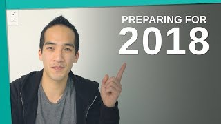 Everything You Need to Prepare for 2018 - Young Guys Finance