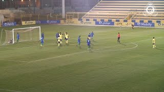 أهداف النصر علي الشعلة | عبدالله مادو - مارين توماسوف | مباراة ودية
