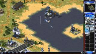 Command and Conquer Red Alert 2 - Allies Campaign Mission 7: Deep Sea