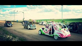 Issoudun 2014 - This Is 2cv Cross - GoPro OnBoard