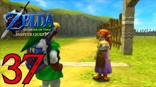 Let's Play - Zelda Ocarina of Time 3D Master Quest [100%] - Deutsch (Part 37)