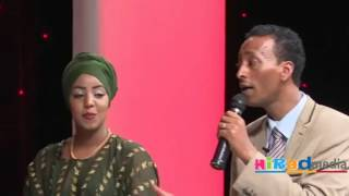 Hees Cusub ❤  Faarax Murtiile Iyo Xamda Yar ❤ Dadab Gal 2016 HD