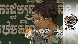 Cambodian Democracy Is On Tenterhooks (1996)