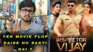 Inspector Vijay ( Kavacham ) Hindi Dubbed Movie Review   By Crazy 4 Movie