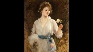 Le rose svanite- Samuel Luke Fildes  by f.fiorellino