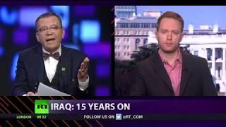 CrossTalk: Iraq - 15 Years On