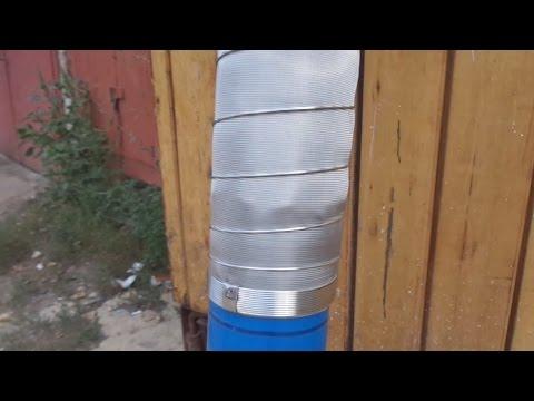 Как сделать скважину фильтр