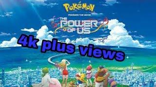 Pokemon movie 21: everyone's story trailer English dub HD