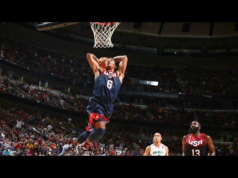 #TheReturn | Derrick Rose | FIBA