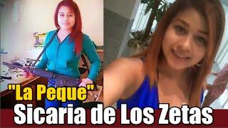 """Sicaria de Los Zetas: """"La Peque"""""""