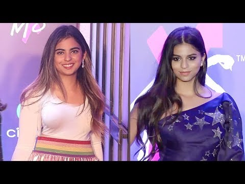 Xxx Mp4 Mukesh Ambani S Daughter Isha Ambani Looks More Beautiful Than Shahrukh Khan S Daughter Suhana Khan 3gp Sex