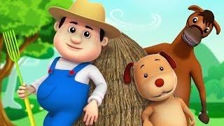 This Old Man   Nursery Rhymes Farmees   Kids Songs   Children Rhym