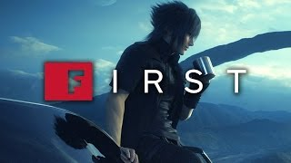 Final Fantasy XV: High Level Combat and Magic - IGN First