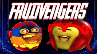Annoying Orange HFA - Fruitvengers