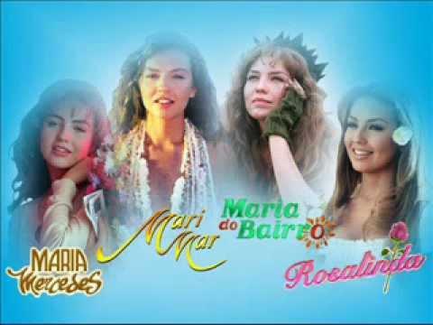Trilogía das Marias e Rosalinda Thalia Audio Track