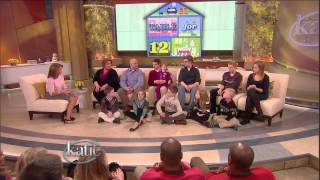 Meet the Hayes: Sextuplets and Two Sets of Twins