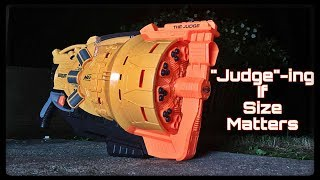 Honest Review: THE JUDGE (Nerfs Doomlands Shotgun Revolver)