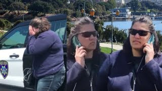 White Woman Calls Police On Black Family's BBQ In Park | Residents React #BBQBECKY