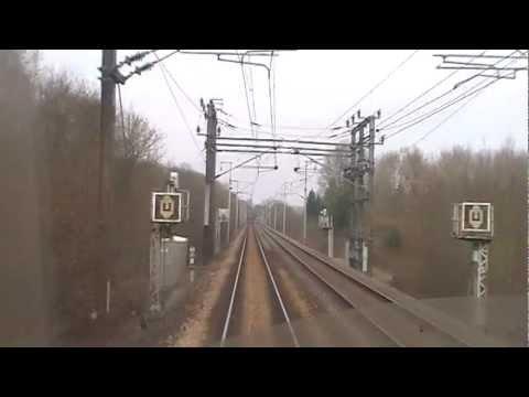 Voyage en cabine à bord du TER Amiens Lille